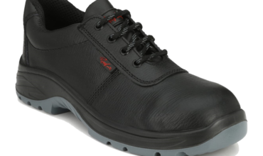Leather Safety Shoe Distributors